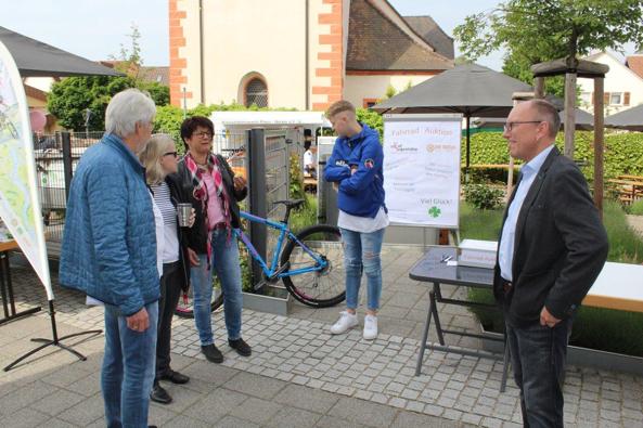 Fahrrad bringt 401€ für die Tafelkasse!