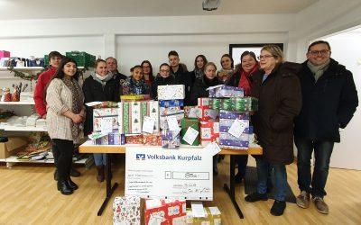 Jugendgemeinderat und ev. Kirchenjugend spenden gemeinsam fürs Luna-Projekt