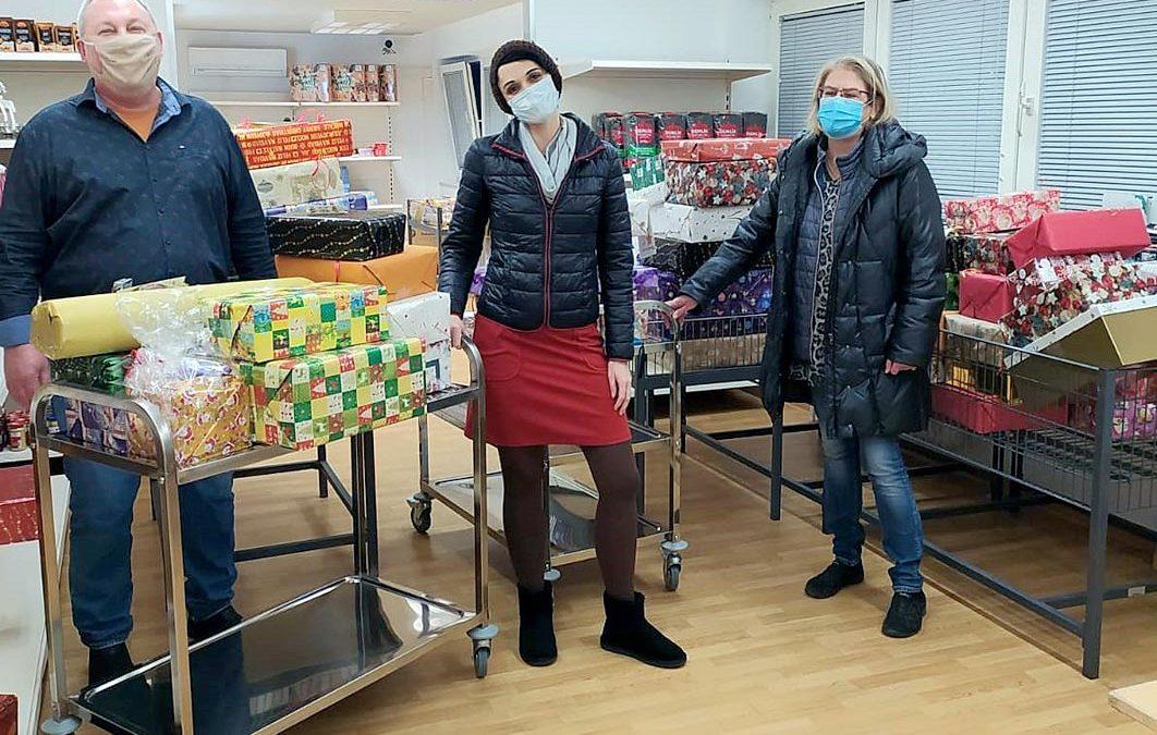 Luna Weihnachtsprojekt trotz Pandemie ein voller Erfolg