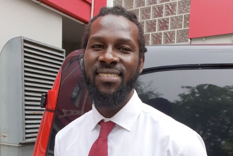 Leimener Integrationsgeschichten (1) – Amadou Faal