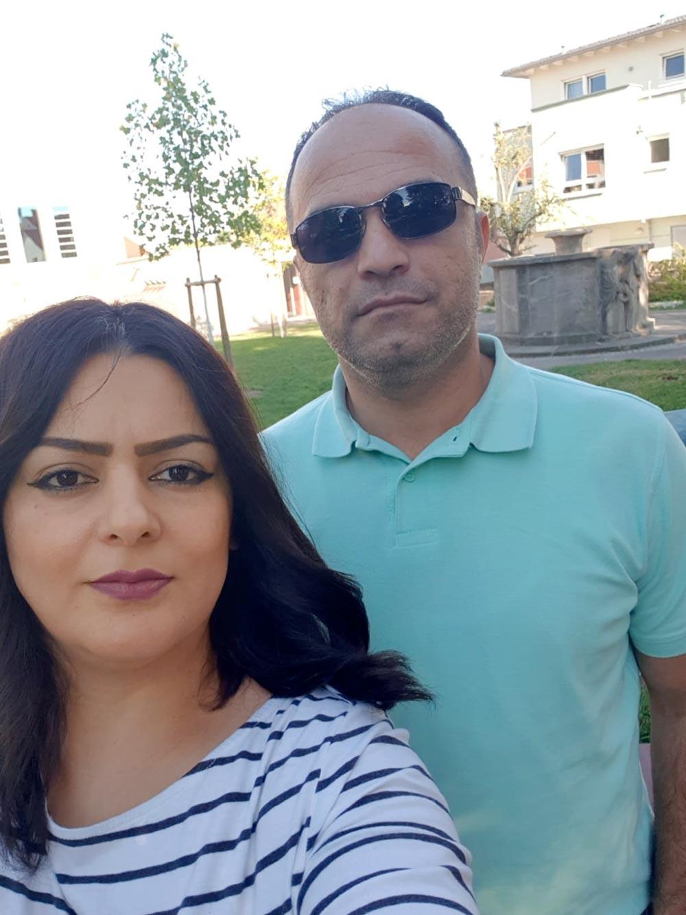 Familie Ibrahim/Yaseen