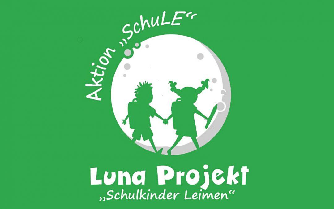 """Luna Projekt – Aktion """"SchuLE"""""""