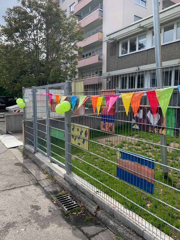 """""""Tag der Nachbarn"""" im kommunalen Beratungszentrum, Leimen"""